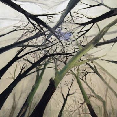 oil/ canvas 90 x 90 cm. 2010 600 euros