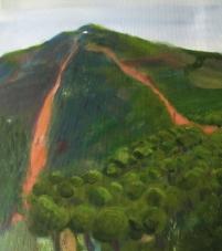 serie I, acrylic/canvas 70 x 60 cm. 2007 450 euros
