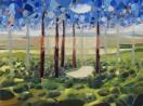 mixed media/canvas 65 x 50 cm. S O L -2011