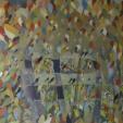 técnica mixta/lienzo 65 x 40 cm S O L 2011 250 euros