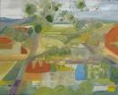mixed media/canvas 81 x 65 cm. S O L 2013 continuación musical