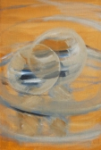 oil/scrim table 60 x 40 cm. 2009 180 euros