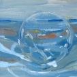 acrylic/canvas 15 x 15 cm 2009