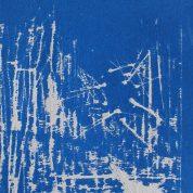 painting/grabado acrílico/papel/tórculo 30 x 50 cm. S O L-2014