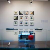 instalación en sala Mateo Inurria Exhibition -2013 S O L