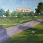 paisaje urbano mixed media/canvas 40 x 40 cm. 2007