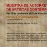 Exposición, noviembre 2013